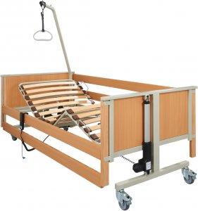 Elektrisches Pflegebett, welches gemäß MPBetreibV regelmäßig zu überprüfen ist